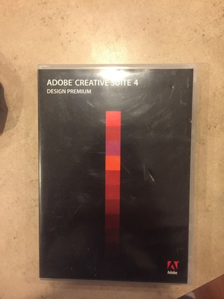 adobe creative suite 4 design premium with key