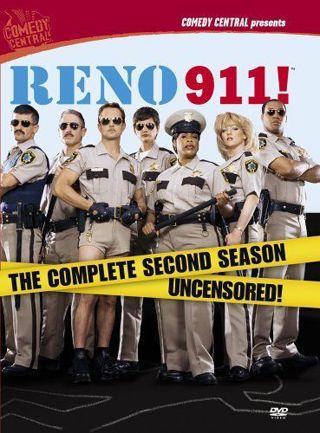 RENO 911! The Complete Second Season Un Censored