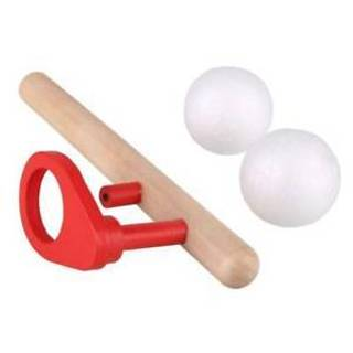 Ball Floating Game Blow Toy Outdoor Funny Sports Creative Pipe Balance Kids Gift