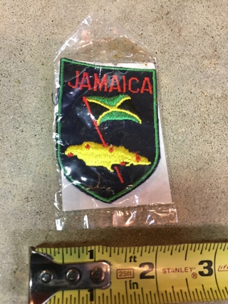 Vintage Jamaica Patch