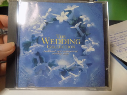 The Wedding Collection CD Traditional and Contempory Wedding Songs