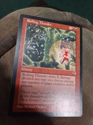 MTG Rolling Thunder