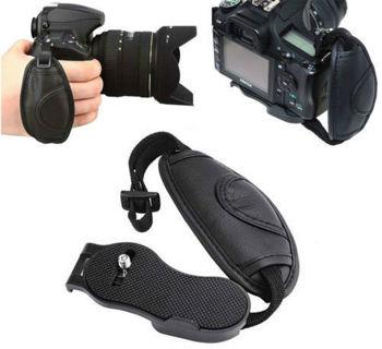 Camera Leather Grip Wrist Hand Strap for Canon Nikon Sony Olympus SLR DSLR