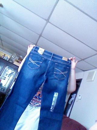 brand new aeropostale pants