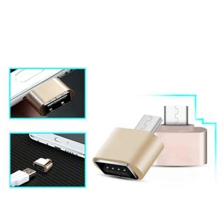 6/1pcs Mini Micro USB Male to USB 2.0 Female Adapter OTG Converter For Android