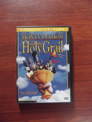 Monty Python and the Holy Grail Special Edition