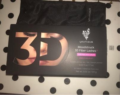 mascara 3d fiber mascara Younique makeup 2nd gen