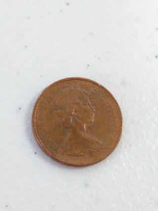 1975 Canada penny