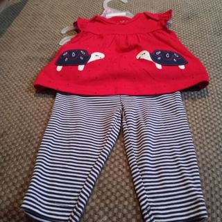 Little girl 3 piece outfit