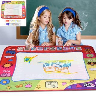 Drawing Water Pen Painting Magic Doodle Aquadoodle Mat Board Kid Boy Girl Toys