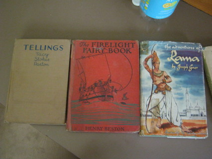 Lot 3 Young Adults Books Vintage - Stories & Tales