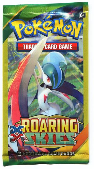 NEW Pokemon TCG: XY Roaring Skies Booster Pack Pokemon Cards TCG