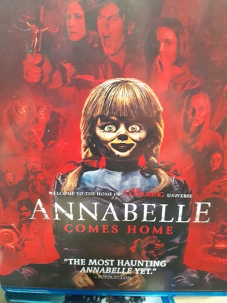 ANNABELLE Comes Home   2019 release