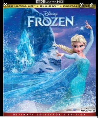 Disney's Frozen Digital HD Google Play Code Ports to Vudu via Movies Anywhere