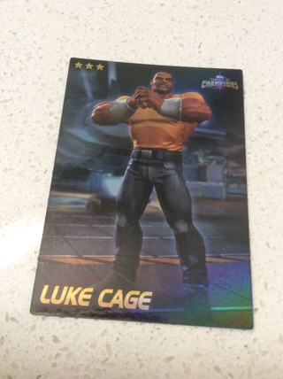 luke cage (45/75) foil?