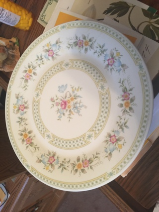 Vintage Minton Plate, Royal Doulton from England