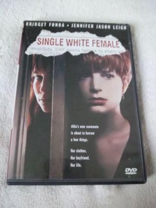 DVD Single White Female
