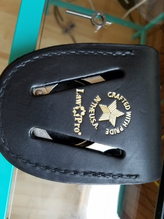 S&W Handcuffs With Case