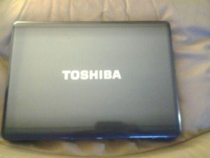 TOSHIBA LAPTOP COMPUTER!!