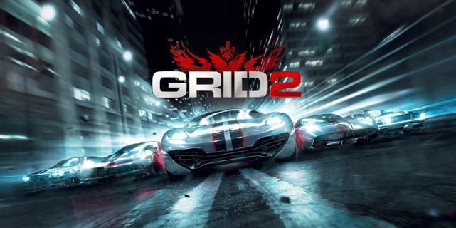 GRID 2 & 2 DLC Steam Key