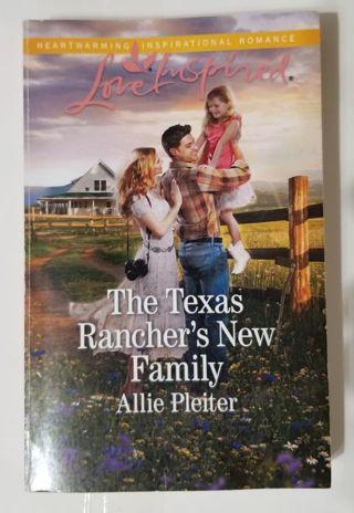 The Texas Ranger's New Family