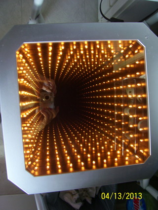 Free Watchers Party Style Infinity Illusion Mirror