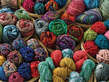 Mystery Yarn Auction!
