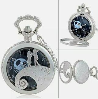 Retro Quartz Pocket Watch Antique Design Vintage Pendant Chain Necklace New