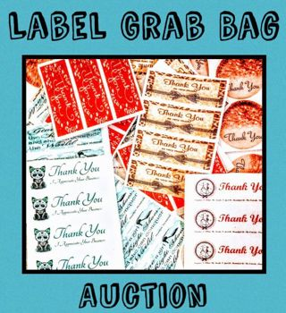 30 FUN MYSTERY LABEL AUCTION OR USE GIN FOR DOUBLE