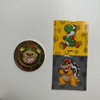 Gold Super Mario Coin