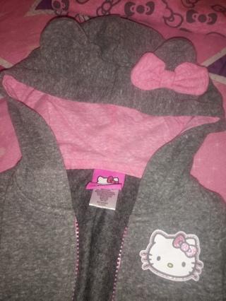 HELLO KITTY Hoody and pants SET ! NEW! 2T