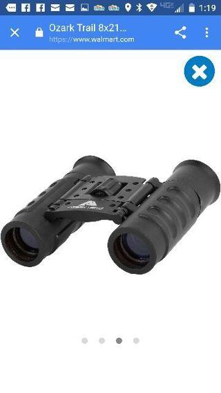 Ozark trail 8x21 power Binoculars