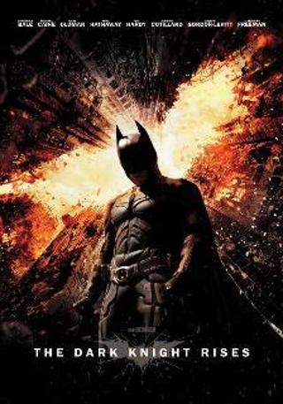 The Dark Knight Rises, HD Digital Movie Code, Redeems on Vudu
