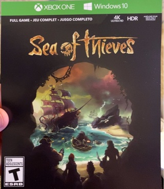Sea of thieves digital