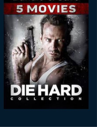 Die Hard Collection - 5 Films • Instawatch