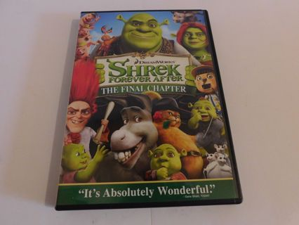 Shrek Forever After The Final Chapter (DVD