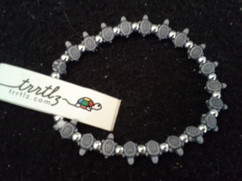 Free Black Turtle Bracelet Means Cly New Bracelets Listia Auctions For Stuff