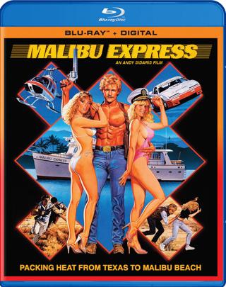 Malibu Express (Digital HD Download Code Only) **Andy Sidaris** **Sybil Danning**