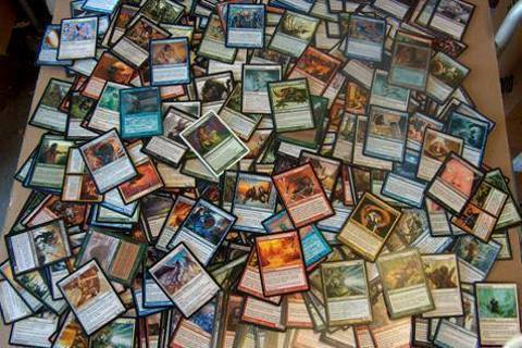 Huge Lot MTG Cards!