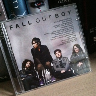 fall out boy icon cd great christmas gift - Fall Out Boy Christmas
