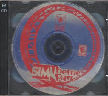 Sim Theme Park Computer Game