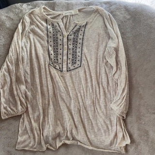 Faded glory top, large 12-14