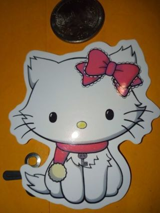 Kawaii Cute vinyl sticker no refunds regular mail only Very nice no lower on these