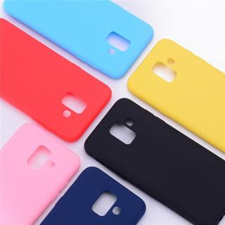 Silicone Case For Samsung Galaxy A6 2018 case SM A600 A600F Candy Soft Case For Samsung A6 Plus 20