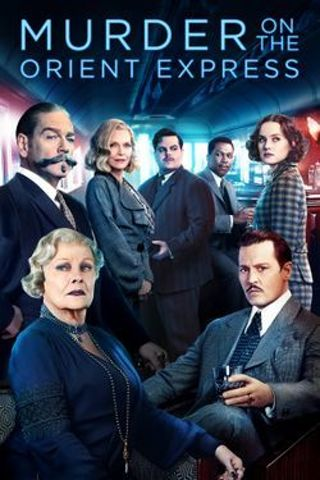Murder on the Orient Express- Digital Code Only- No Discs
