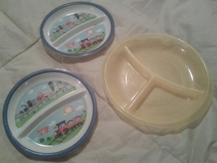 Toddler Plates