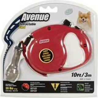 NEW - Avenue Retractable Lead Leash XS Great Up to 20lb. Dog
