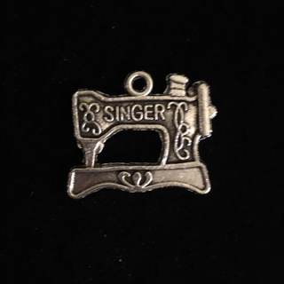 New Singer Sewing Machine Charm