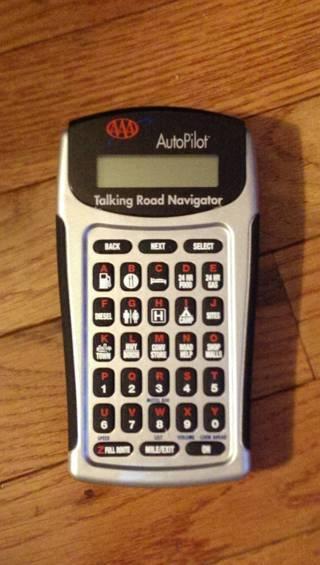 Free: AAA Autopilot Talking Road Navigator - Other