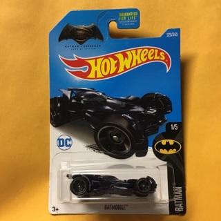 Hot Wheels - Batmobile (Dawn of Justice) Batman 1/5